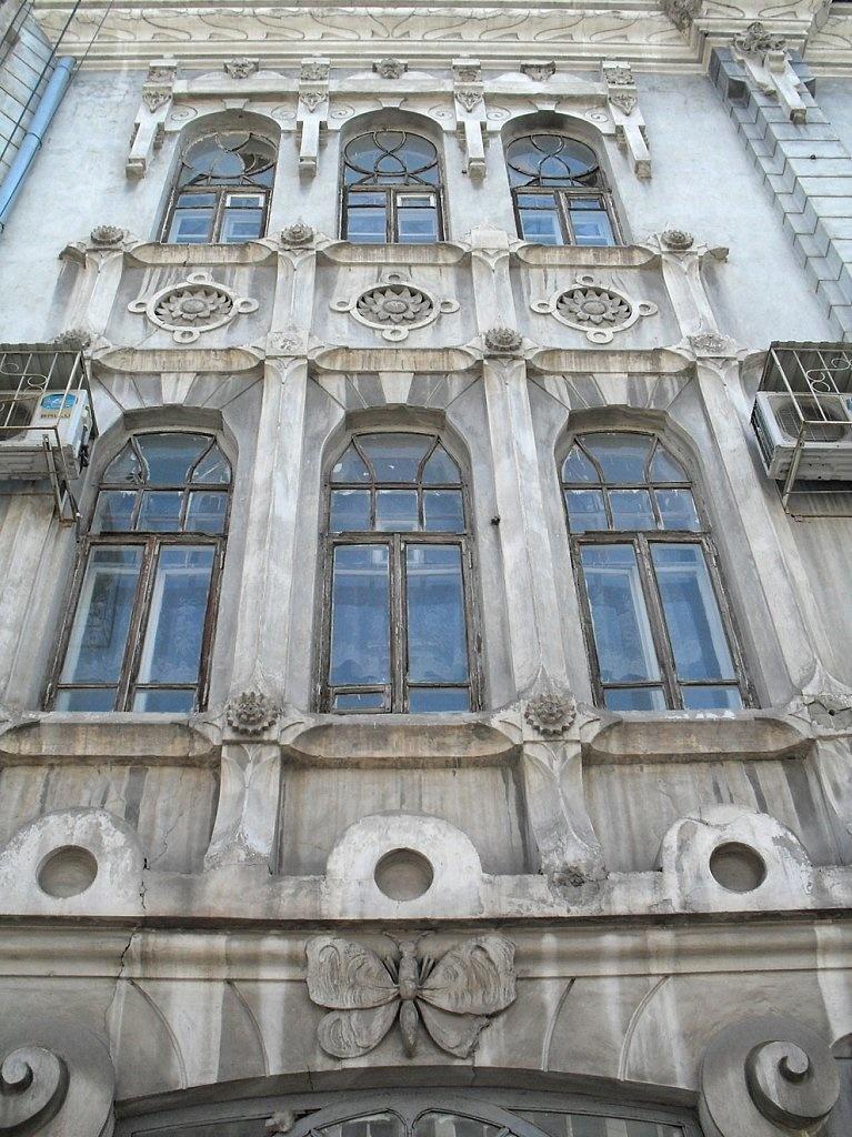 САМАРА Здание Технического лицея