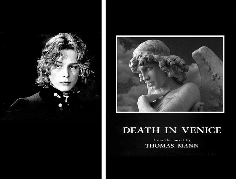 """""""Бог Смерти"""". Антонио Розанелли. 1910 год."""