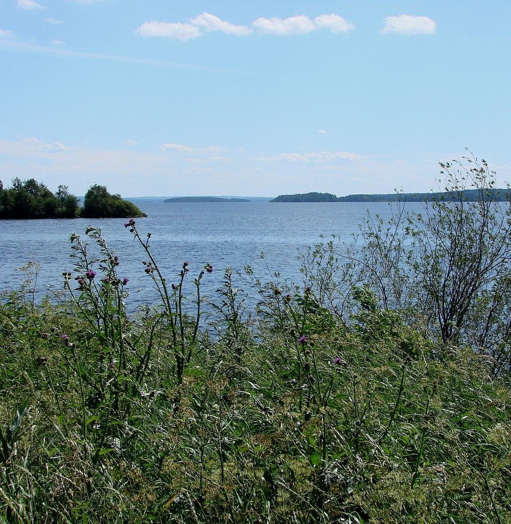 Озеро Онего - очистительный источник сил...