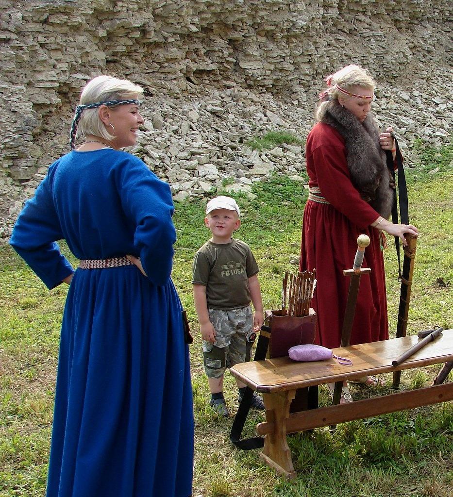Международный фестиваль военно-исторической реконструкции средневековой культуры под названием «Железный град»