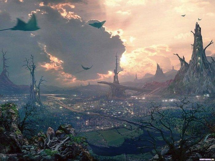 Рафаэль Лакоста. Видения доисторического мира