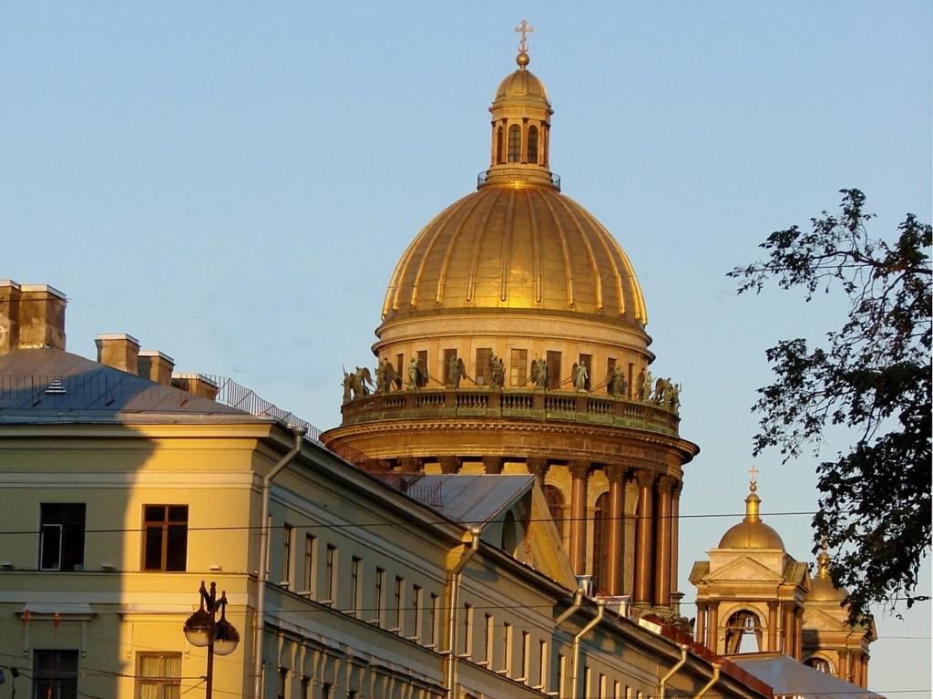 Купол Исаакиевского собора