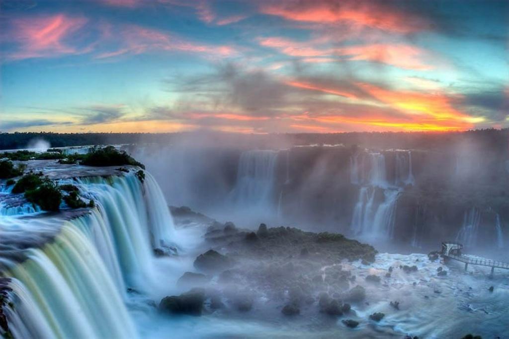 Водопады Аргентины, Игуасу