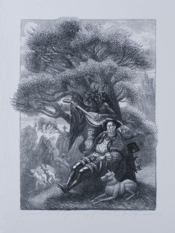 Баллады Жуковского. Громобой. 1810