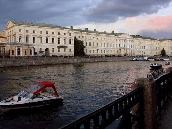 Екатерининский институт. Арх. Дж. Кваренги. 1803 - 1807
