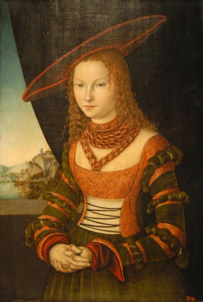 """""""Женский портрет"""", 1526"""