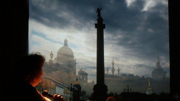 """Показ """"Петербургской мистерии"""": голос-музыка-зрительный ряд..."""