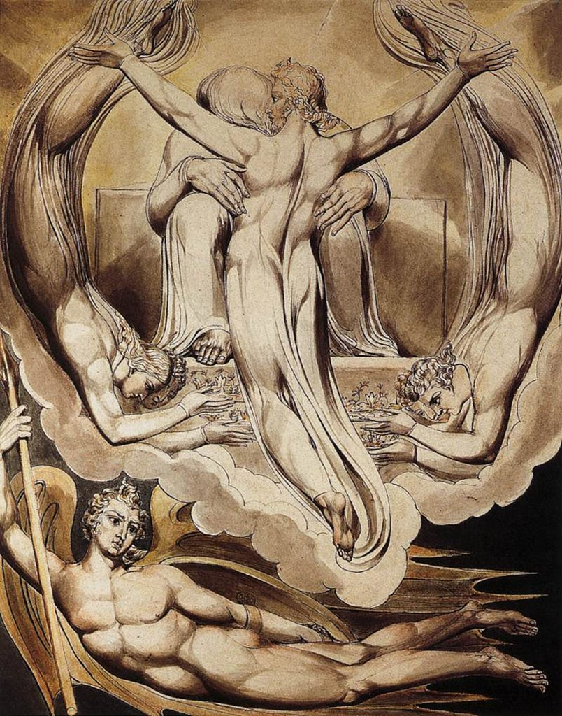 the poet william blake a man before his time Blake & 'dead man' ii the optimistic innocence of william blake has been disrupted even before he william blake, the poet wrote a.