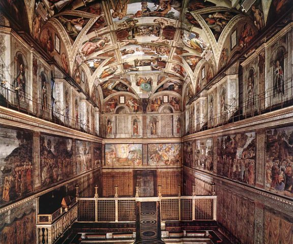 sistine chapel essay thesis Essay: michelangelo in rome, in 1536, michelangelo was at work on the last judgment for the altar wall of the sistine chapel, which he finished in 1541.
